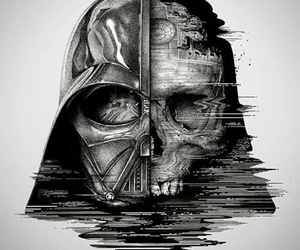 awesome and skull image