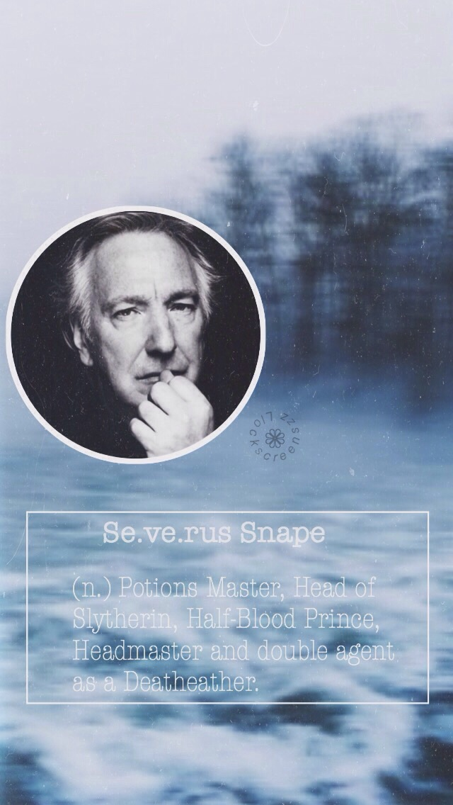 harry potter, snape, and severo image