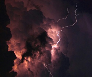 sky, clouds, and storm image