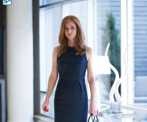 suits and donna image
