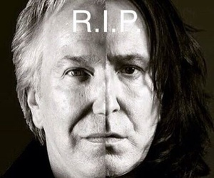 alan rickman, always, and brave image