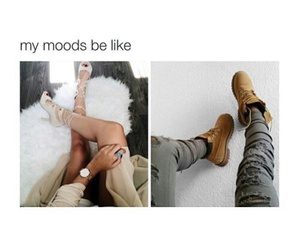 moods and shoes image