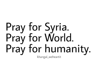 help, peace, and pray image