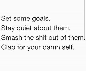 goals, quotes, and life image