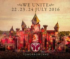 rave and tomorrowland image