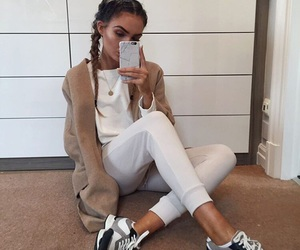 girl, outfit, and inspiration image