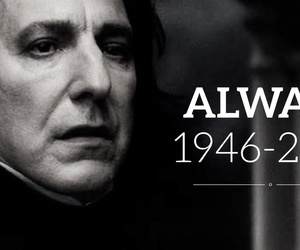 alan rickman, always, and background image