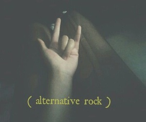 rock, grunge, and alternative image
