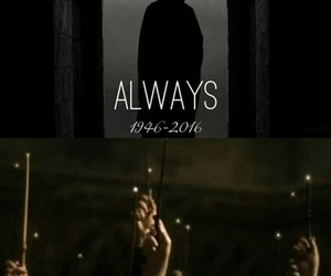 always, harrypotter, and severus image