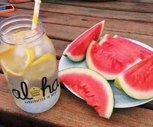 Aloha, lemonade, and drink image