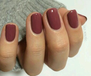 look, girl, and manicure image