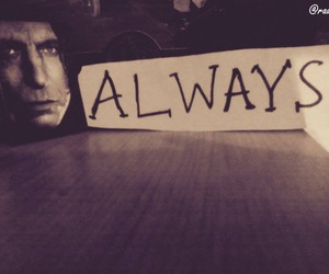 alan, always, and potter image