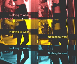clothes, date, and dontcare image