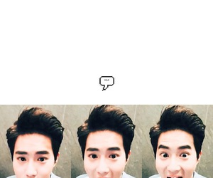 exo, wallpaper, and suho image
