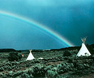 new mexico, rainbow, and new buffalo commune image