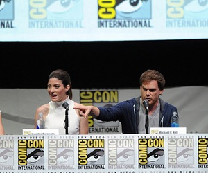 comic con, Dexter, and michael c hall image