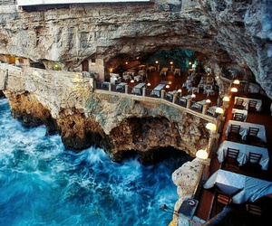 cave, restaurant, and beautiful image