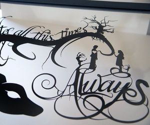 always, lily, and snape image