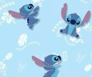 stitch, disney, and wallpaper image