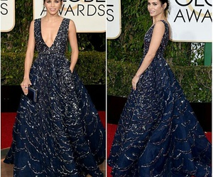 golden globe awards, 2016, and jenna dewan tatum image