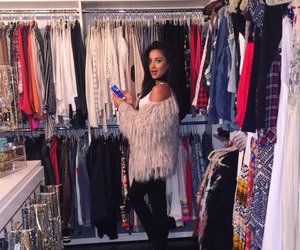 shay mitchell, closet, and pretty little liars image