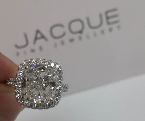 diamond, ring, and luxury image