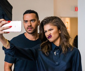 zendaya and jesse williams image