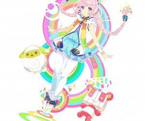 rana and vocaloid image