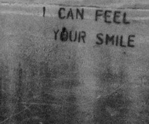 smile, love, and feel image