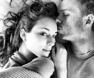 troian bellisario, love, and couple image
