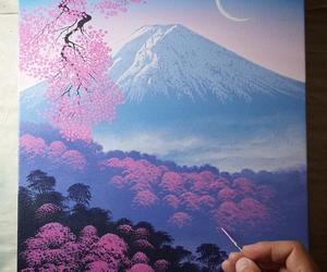 art and landscape image