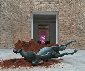 horse pinacoteca image