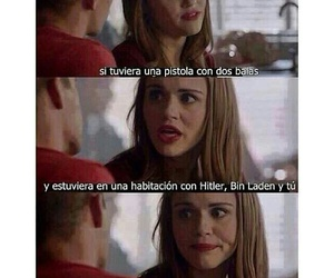 frases and teen wolf image