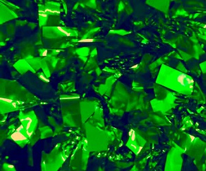 background, emerald, and glitter image