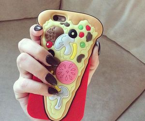 pizza and phone case image