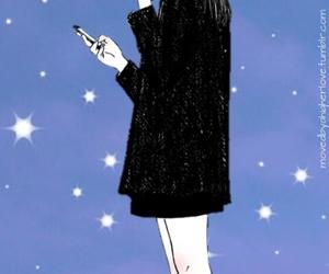alternative, anime, and cellphone image