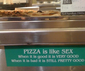 accurate, amen, and pizza image