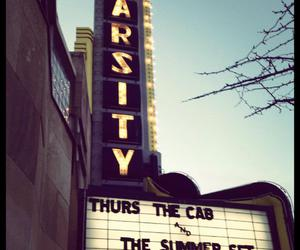 the cab, the summer set, and the varsity image