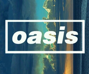 band, live forever, and oasis image