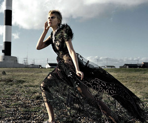 editorial and fashion image