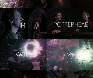 harry potter, potterhead, and hogwarts image
