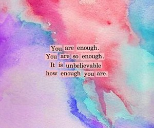quotes and enough image