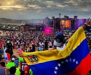 Tomorrowland and venezuela image