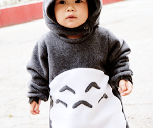 totoro, cute, and baby image
