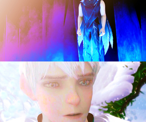 jack frost, crossover, and lord milori image