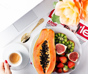 breakfast and fruit image