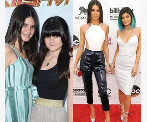 Kendall, kylie, and puberty image
