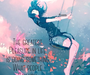 anime, fish, and love quotes image