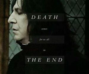 alan, death, and rickman image