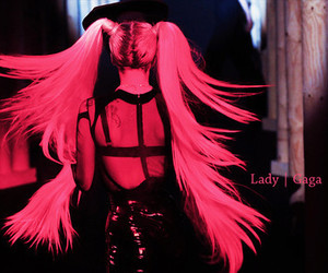 fashion, Lady gaga, and government hooker image